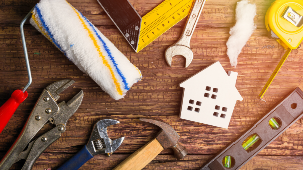 Property maintenance IS property management